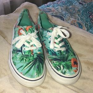 Tropical Styled Shoes